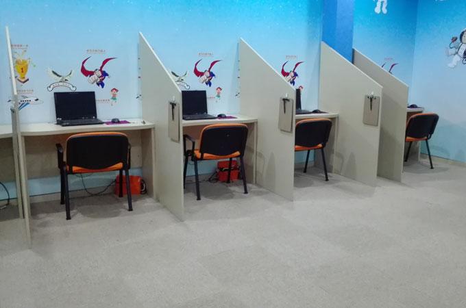 杭州竞思教育江陵路中心环境