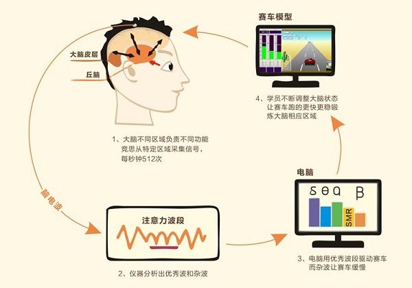 竞思脑电波生物反馈训练