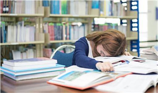 孩子上课睡觉怎么办